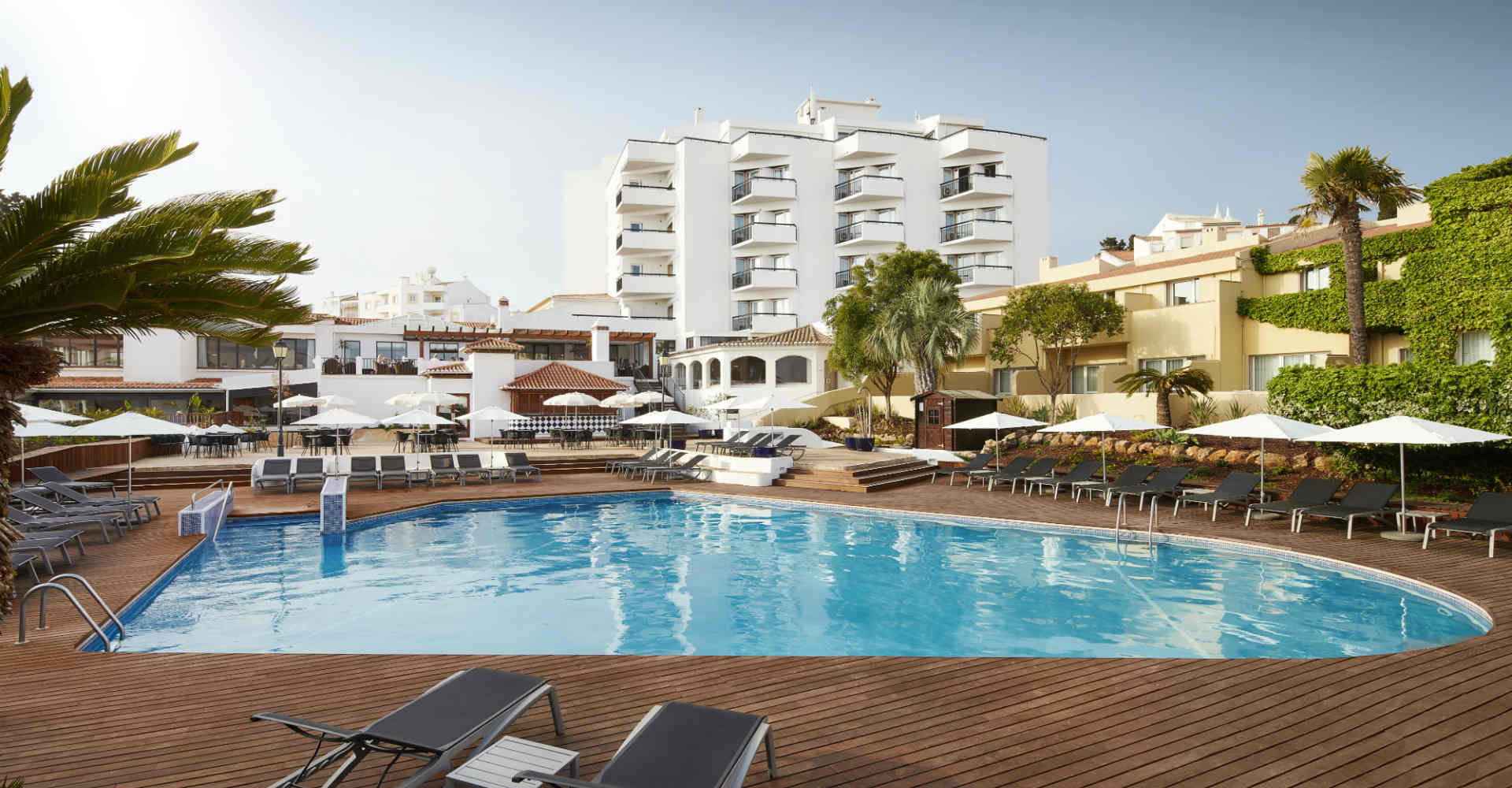 Tivoli lagos algarve resort 4 star hotel in lagos portugal - 4 star hotels in lisbon with swimming pool ...