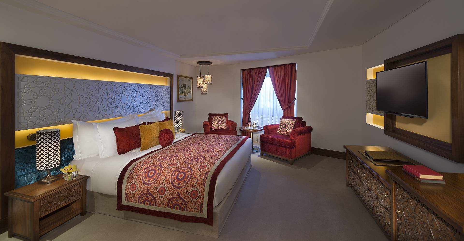 Accomodations at najd boutique hotel book now for Boutique rooms